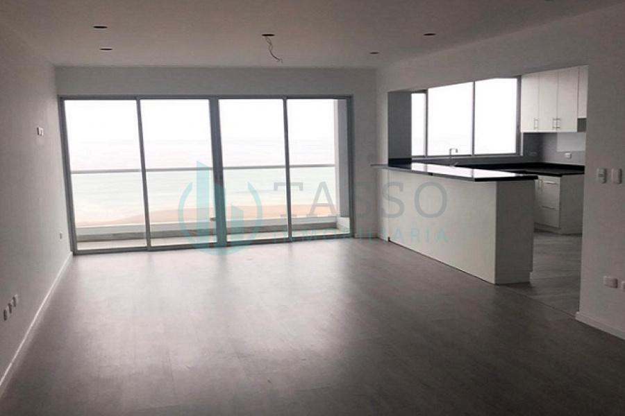 Departamento en venta en San Miguel, Malecón Bertoloto, 3 dormitorios, 2.5  baños, un baño incorporado, balcón, vista al mar, una cochera.