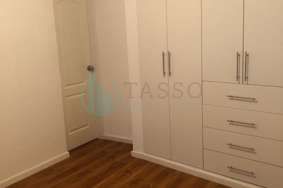 Departamento en venta en San Miguel, malecón Bertoloto, 1 dormitorio, baño incorporado, terraza, baño de visita.