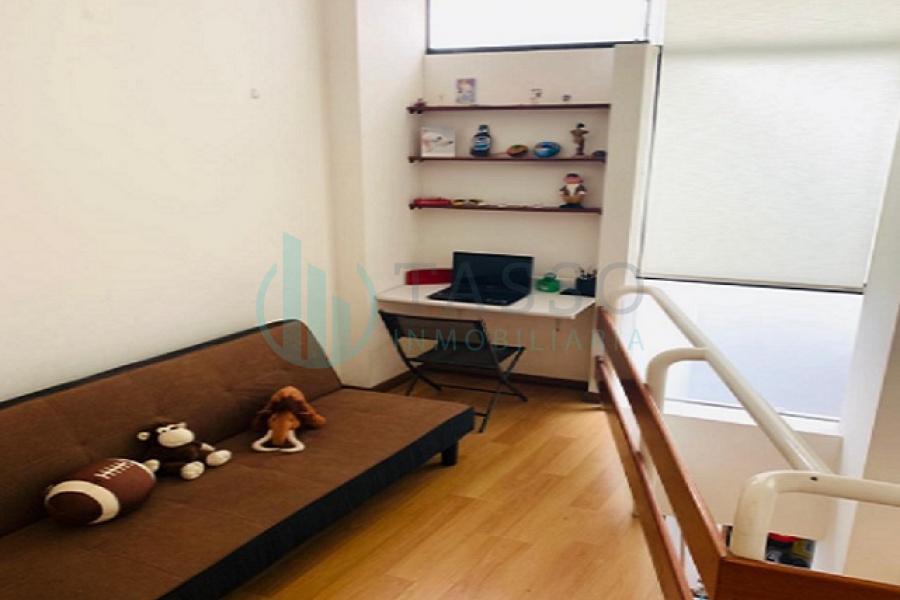 san ignacio de loyola, miraflores, 2 dormitorios, terraza, walking closet, escritorio, vista interior, piso 1, ascensor, cerca de larcomar, armendariz