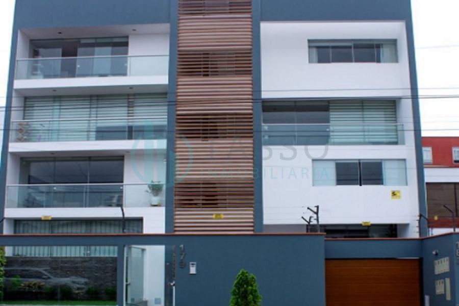 surco, flat, vista a calle, urb. las gardenias, 3 dormitorios, baño incorporado, estar, cocheras,  terraza
